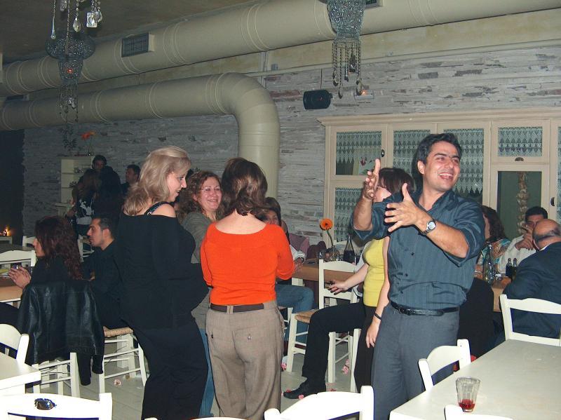2η Συνάντηση μελών 12-11-2005