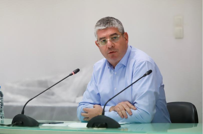 Γ. Τσακίρης: «Βασικό στοιχείο της πολιτικής μας είναι πώς με λιγότερους πόρους, εθνικούς ή ΕΣΠΑ, μπορούμε να κινητοποιήσουμε όσο το δυνατόν περισσότερα κεφάλαια στην αγορά»