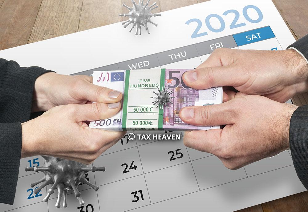 Παράταση έως 30.4.2021 των βεβαιωμένων οφειλών από χρεωστικές δηλώσεις ΦΠΑ Νοεμβρίου ορισμένων επιχειρήσεων