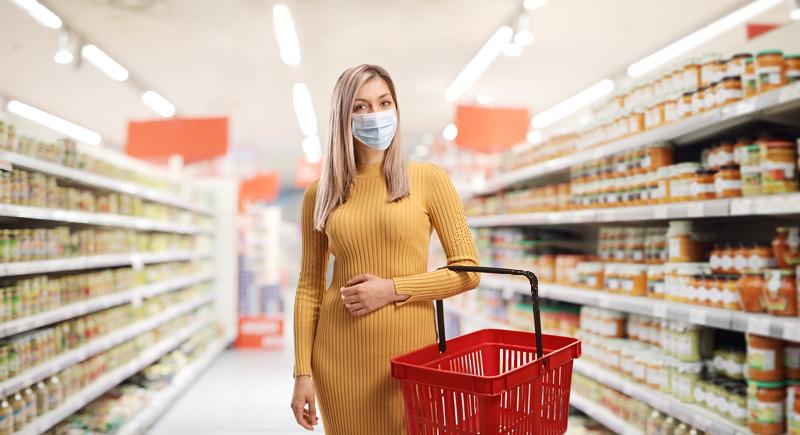 Υποχρεωτική από το Σάββατο η χρήση μάσκας στα super markets - Δημοσιεύθηκε η ΚΥΑ