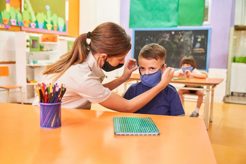 Οδηγίες για βρεφικούς, βρεφονηπιακούς και παιδικούς σταθμούς σχετικά με τον κορωνοϊό