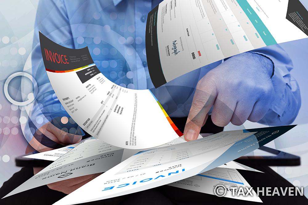 Υποχρέωση αναγραφής στα τιμολόγια της ονομασίας του εμπορικού σήματος που διακρίνει τα προϊόντα ή τις υπηρεσίες της επιχείρησης