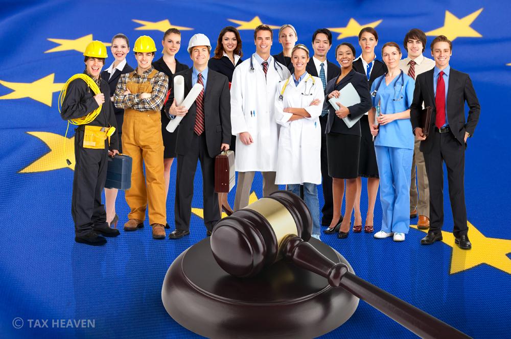 ΔΕΕ - Ισότητα αμοιβής ανδρών και γυναικών: Η άμεση επίκληση της κατοχυρωμένης στο δίκαιο της Ένωσης αρχής της ισότητας της αμοιβής είναι δυνατή στο πλαίσιο διαφορών μεταξύ ιδιωτών, είτε οι διαφορές αυτές αφορούν την παροχή «όμοιας εργασίας» είτε αφορούν την παροχή «εργασίας της αυτής αξίας»