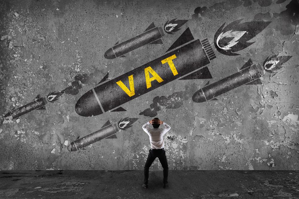 Έλλειμμα ΦΠΑ - 6,5 δις έσοδα από ΦΠΑ έχασε η Ελλάδα το 2018  -  140 δις οι χώρες της Ε.Ε.