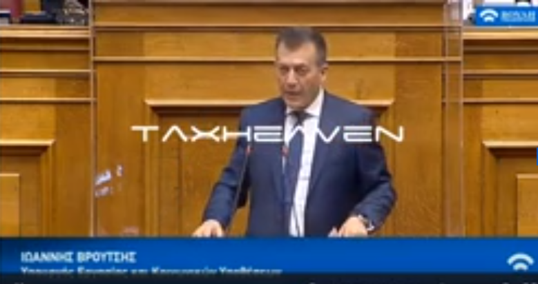 Η ομιλία του Υπ.Εργασίας στη Βουλή για το πρόγραμμα Συν-εργασία, τις λοιπές διατάξεις της τροπολογίας για τη στήριξη των εποχικά εργαζομένων και την κατάργηση της  διάταξης της ΠΝΠ 20.3.2020 για τη λειτουργία επιχειρήσεων με προσωπικό ασφαλούς λειτουργίας