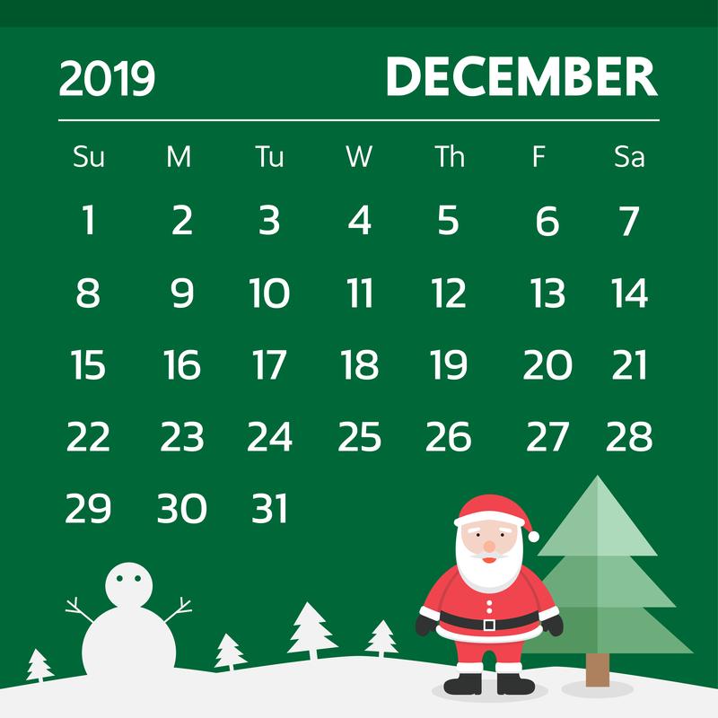 Σημαντικές φορολογικές και λοιπές υποχρεώσεις μηνός Δεκεμβρίου 2019