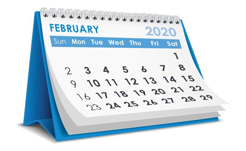 Σημαντικές φορολογικές και λοιπές υποχρεώσεις μηνός Φεβρουαρίου 2020
