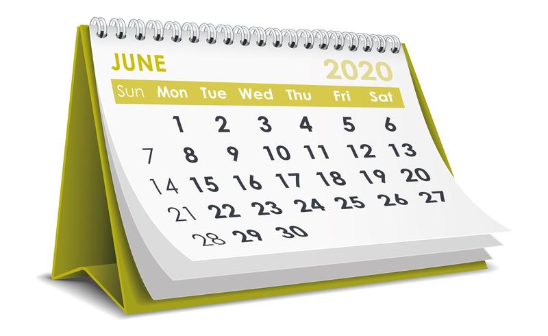 Σημαντικές φορολογικές και λοιπές υποχρεώσεις μηνός Ιουνίου 2020