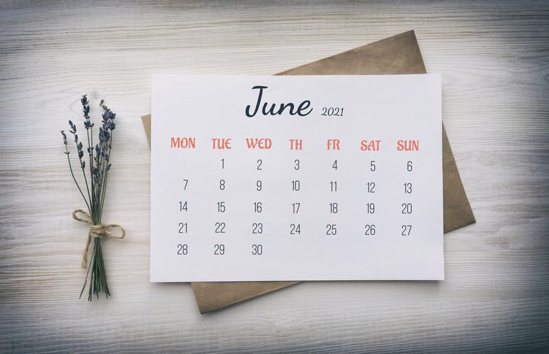 Σημαντικές φορολογικές και λοιπές υποχρεώσεις μηνός Ιουνίου 2021