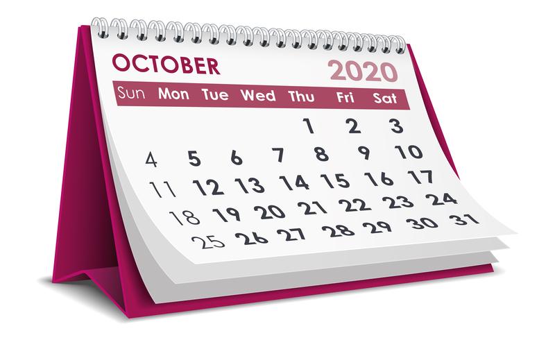 Σημαντικές φορολογικές και λοιπές υποχρεώσεις μηνός Οκτωβρίου 2020