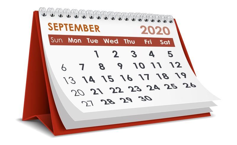 Σημαντικές φορολογικές και λοιπές υποχρεώσεις μηνός Σεπτεμβρίου 2020