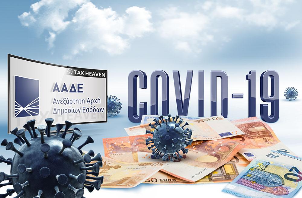 Δηλώσεις COVID Μαρτίου: Σε λειτουργία η πλατφόρμα μέχρι την 14η Μαΐου