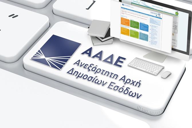 Α.Α.Δ.Ε.: Τι περιλαμβάνει η επικαιροποιημένη ηλεκτρονική εφαρμογή υποβολής των δηλώσεων φορολογίας εισοδήματος νομικών προσώπων και νομικών οντοτήτων