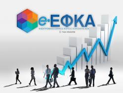 e-ΕΦΚΑ: Πάνω από 2.700 αιτήσεις δικηγόρων και λογιστών-φοροτεχνικών για τον πρώτο κύκλο εκπαίδευσης-πιστοποίησης