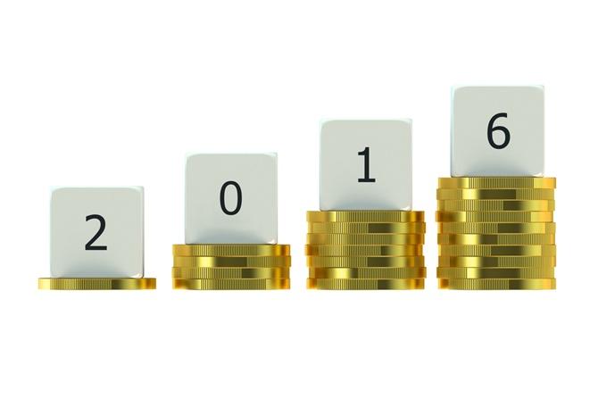 Κλίμακες φορολογίας εισοδήματος για το 2016