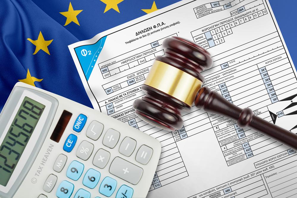 ΔΕΕ - Δεν απαλλάσσεται από το ΦΠΑ,ως ενδοκοινοτική απόκτηση, η παράδοση αγαθού σε τριγωνική συναλλαγή όταν κατά την πρώτη παράδοση δεν υπάρχει φυσική διακίνηση του Αγαθού σε άλλο κράτος μέλος