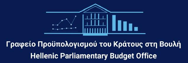 Γραφείο Προϋπολογισμού: Αβέβαιη η αποτελεσματικότητα του ενιαίου ποσοστού 30% για το εισόδημα που καταναλώνεται με ηλεκτρονικές πληρωμές