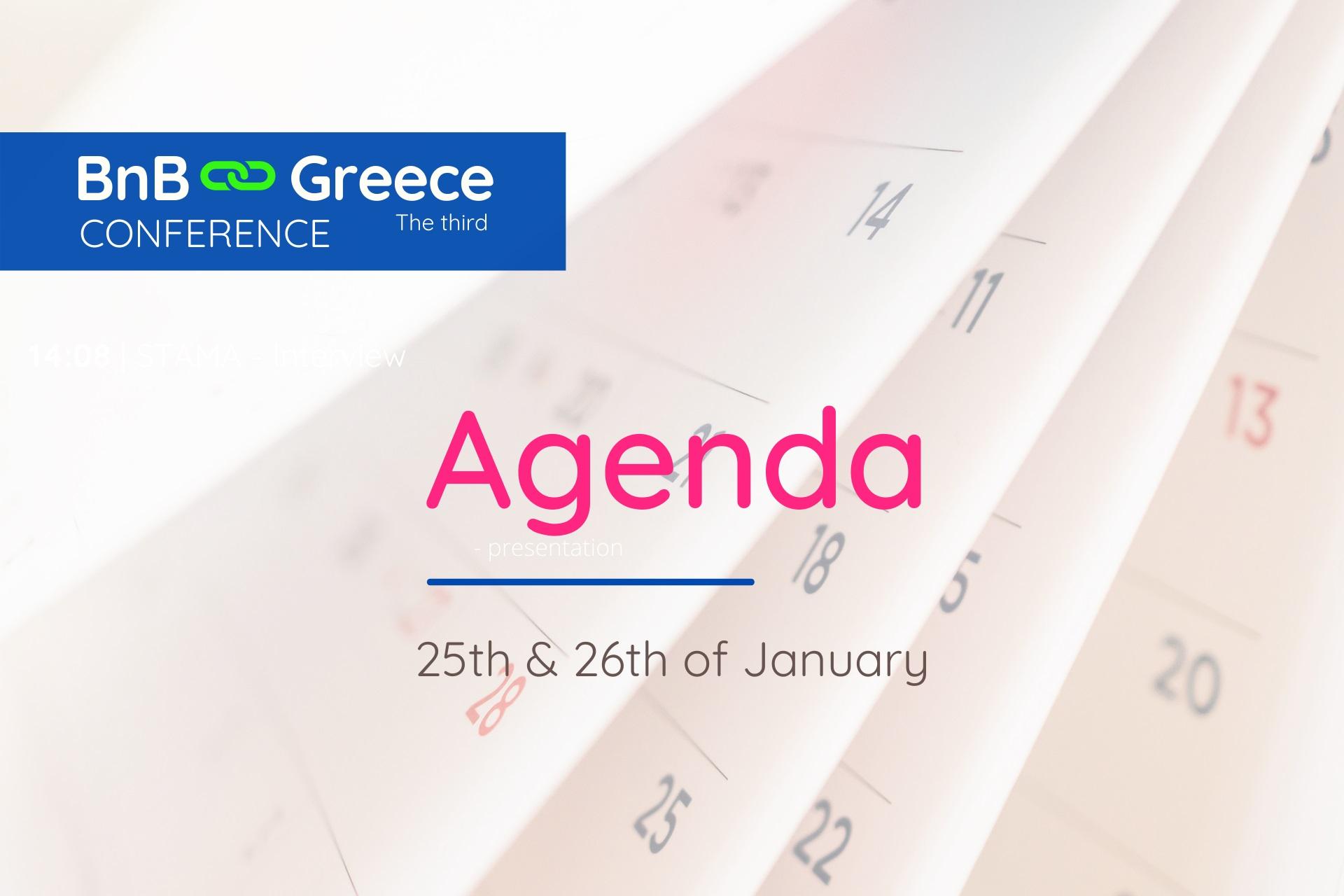 3o BnB Greece Conference: Πιστό στο ραντεβού του με τον κλάδο short-term rentals and villas