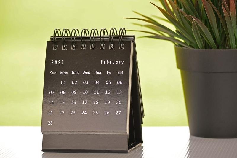 Σημαντικές φορολογικές και λοιπές υποχρεώσεις μηνός Φεβρουαρίου 2021