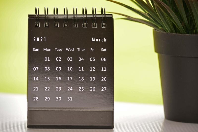 Σημαντικές φορολογικές και λοιπές υποχρεώσεις μηνός Μαρτίου 2021