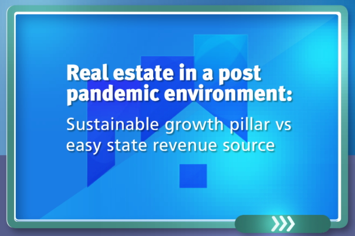 Live η ψηφιακή εκδήλωση του Ελληνο-Αμερικανικού Επιμελητηρίου «Real estate in a post pandemic environment: Sustainable growth pillar vs easy state revenue source»