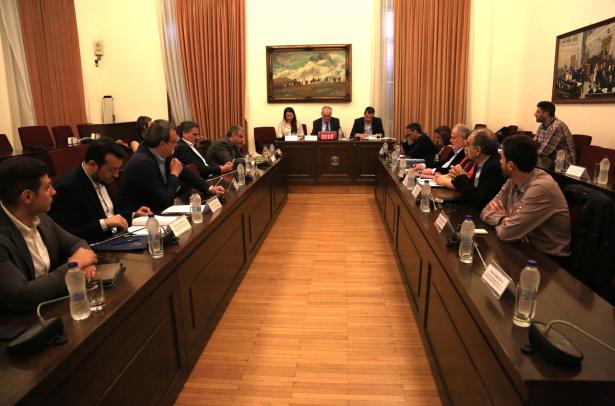 Εθνική Αναπτυξιακή Στρατηγική: Οι στόχοι που τέθηκαν στη συνεδρίαση της Πολιτικής Επιτροπής