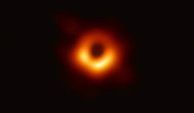 Η πρώτη εικόνα μαύρης τρύπας από το «Event Horizon Telescope»