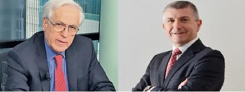 Γ. Χριστόπουλος και Α. Μουζάκης σήμερα μαζί στο επίκαιρο διαδικτυακό σεμινάριο της ΕΦΕΕΑ