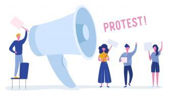 ΕΛΕΠΑ: Κινητοποίηση στο υπουργείο εργασίας και συλλαλητήριο