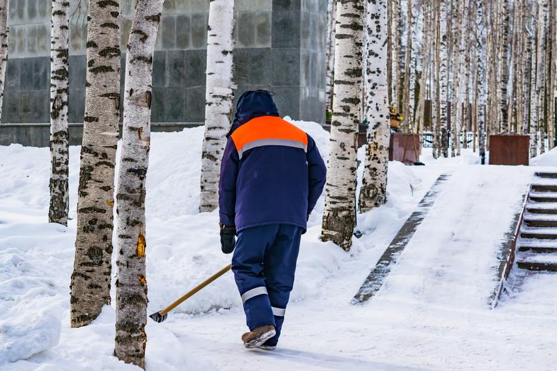 ΓΣΕΕ: Υγεία και ασφάλεια εργαζομένων σε συνθήκες ψύχους, έντονων χιονοπτώσεων και παγετού