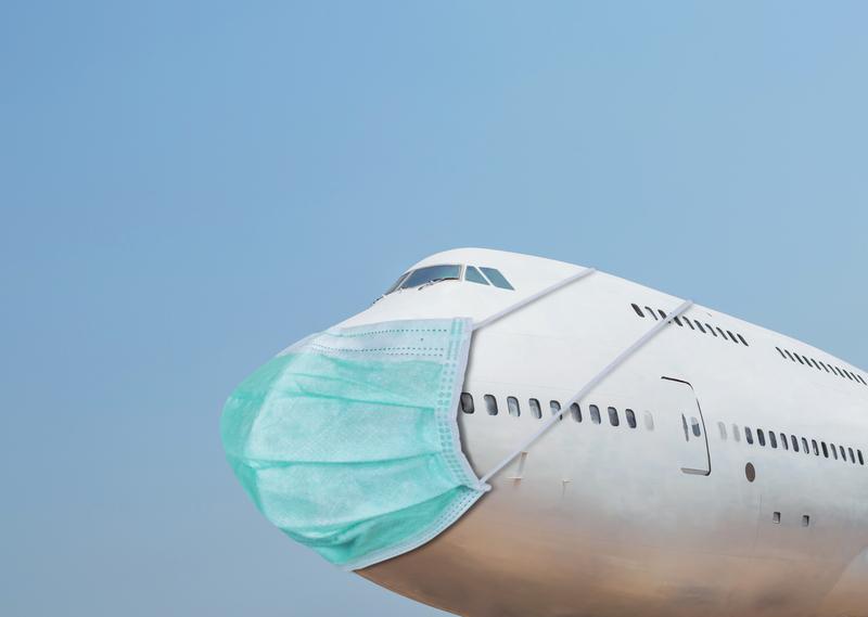 Νέες αεροπορικές οδηγίες (notams) με ισχύ έως 31 Αυγούστου