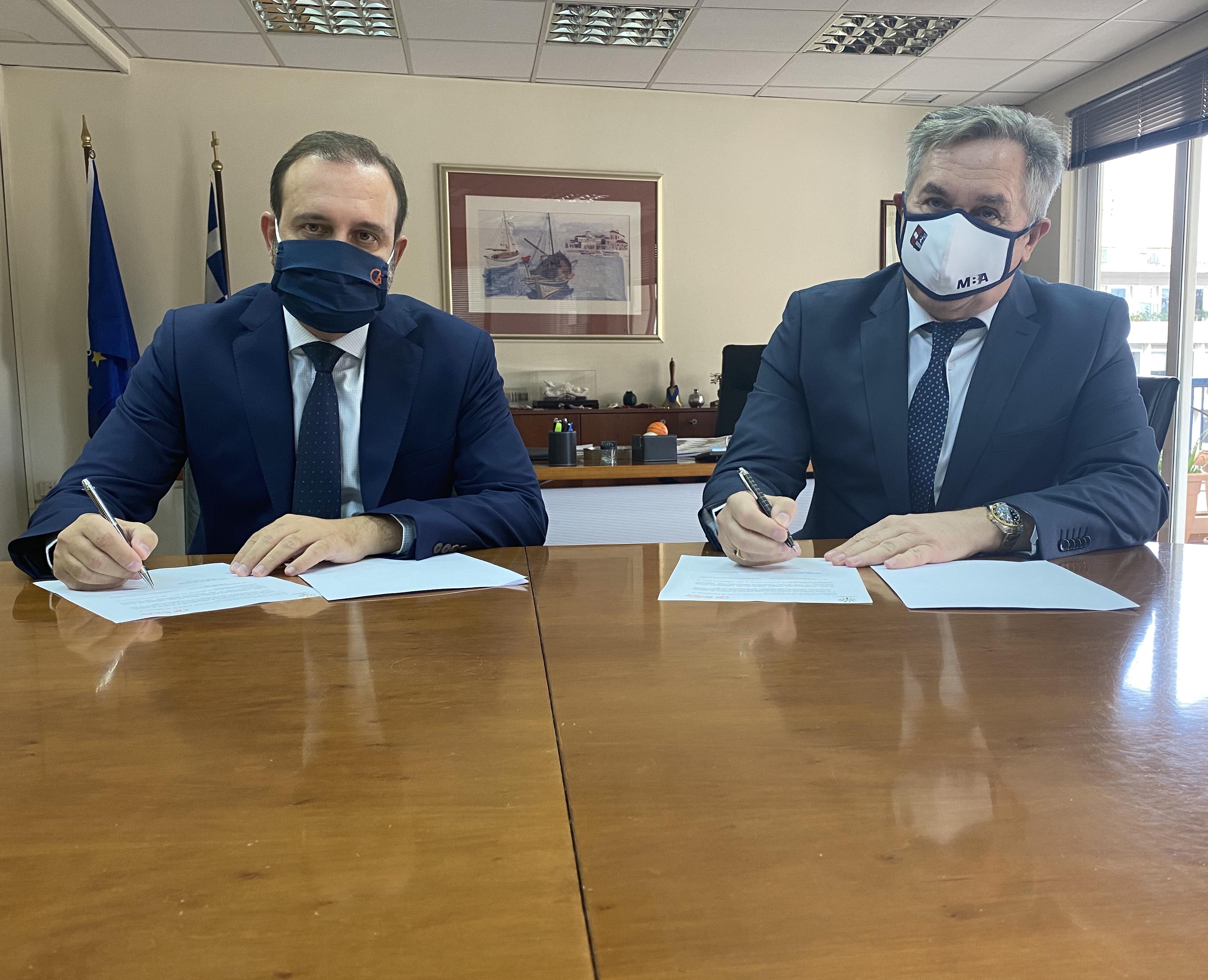 ΟΕΕ: Προγραμματική συμφωνία με Ινστιτούτο Χρηματοοικονομικού Αλφαβητισμού