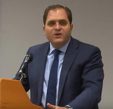 Επιστροφές φόρων, κάτοικοι αλλοδαπής κ.ά. - Τα κυριότερα σημεία της ομιλίας του Γιώργου Πιτσιλή στο 10ο Thessaloniki Tax Forum