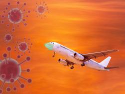Παρατάσεις αεροπορικών οδηγιών για επταήμερη καραντίνα επιβατών εξωτερικού και περιορισμών διεθνών δρομολογίων