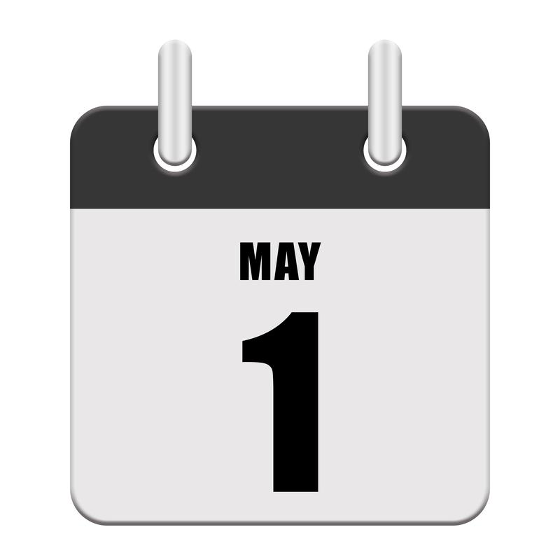 Μετατίθεται για την Τρίτη 4 Μαΐου η αργία της Πρωτομαγιάς