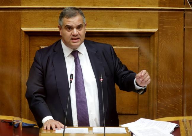 Β. Σπανάκης: Να είναι αφορολόγητη, ακατάσχετη και ανεκχώρητη η καταβολή του 50% της μείωσης των μισθωμάτων προς τους ιδιοκτήτες