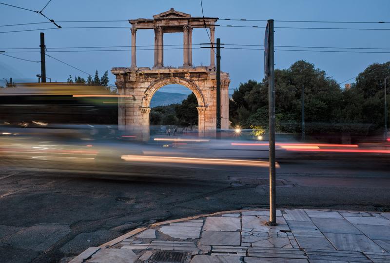 Ακύρωσε το ΣτΕ την απόφαση με τις κυκλοφοριακές ρυθμίσεις στο κέντρο της Αθήνας