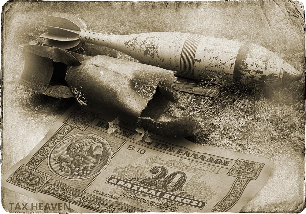 Το «Πολεμόσημο» (1941) - Ένα προαιρετικό «τέλος»