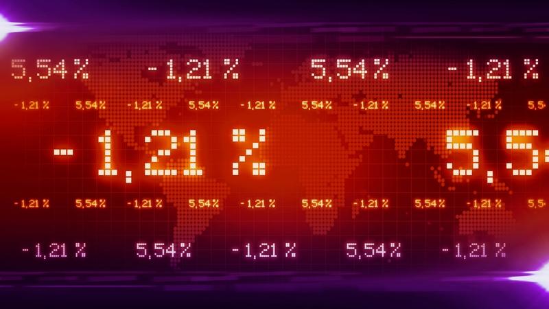 Πτώση χωρίς τέλος στις χρηματιστηριακές αγορές