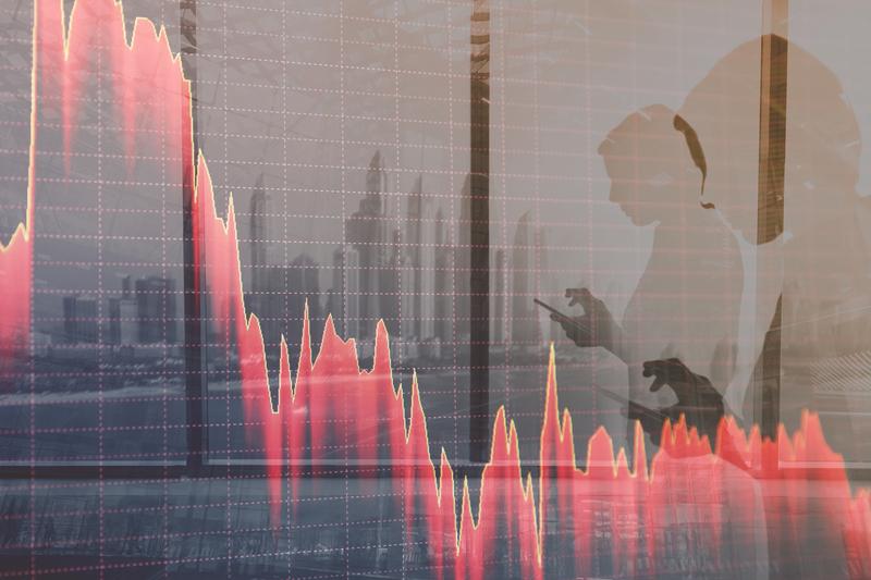 Ημέρες πτώσης στα χρηματιστήρια. Αδύναμη η ελληνική αγορά
