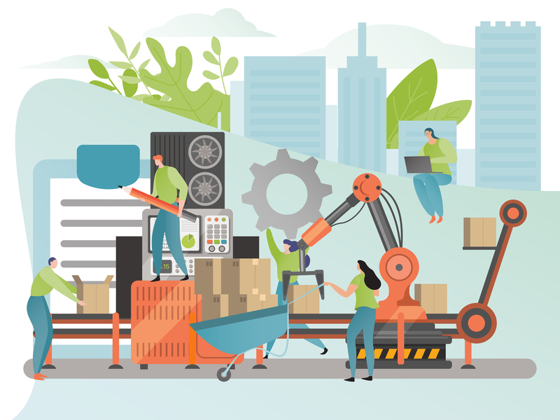 Στις 48 ώρες το ανώτατο όριο υπερωριακής απασχόλησης των εργαζόμενων σε βιομηχανικές και βιοτεχνικές επιχειρήσεις, εκμεταλλεύσεις και εργασίες για το πρώτο εξάμηνο 2021