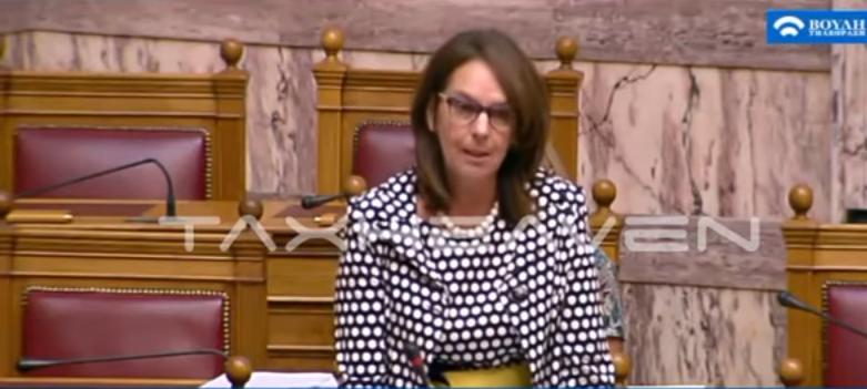 Κ. Παπανάτσιου: «Οι φορολογικές αρχές και οι εργαζόμενοί τους θα συνεχίσουν το έργο τους»