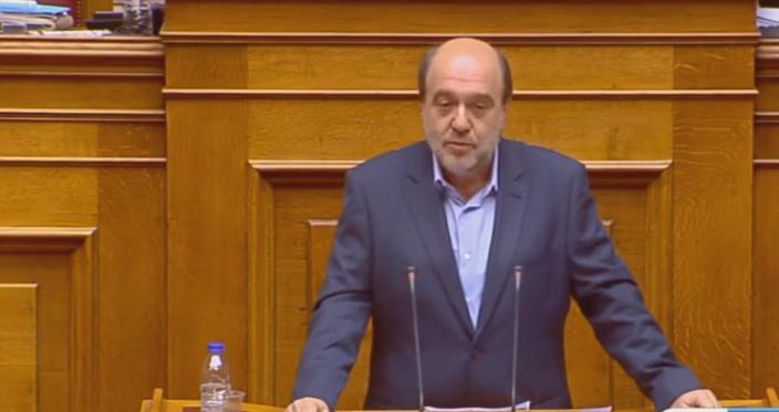 Τρύφων Αλεξιάδης: Να προστατευτούν τα αναδρομικά των συνταξιούχων από κατασχέσεις