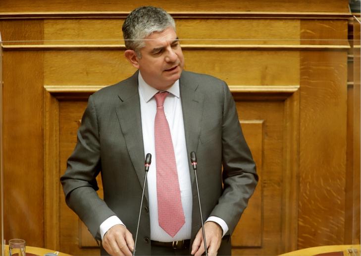Ποιές ενισχύσεις περιέχονται στο πακέτο του ΕΣΠΑ ύψους 6,5 δισ. ευρώ - Ομιλία του Υφ. κ. Γιάννη Τσακίρη στη συζήτηση επίκαιρης επερώτησης 54 Βουλευτών