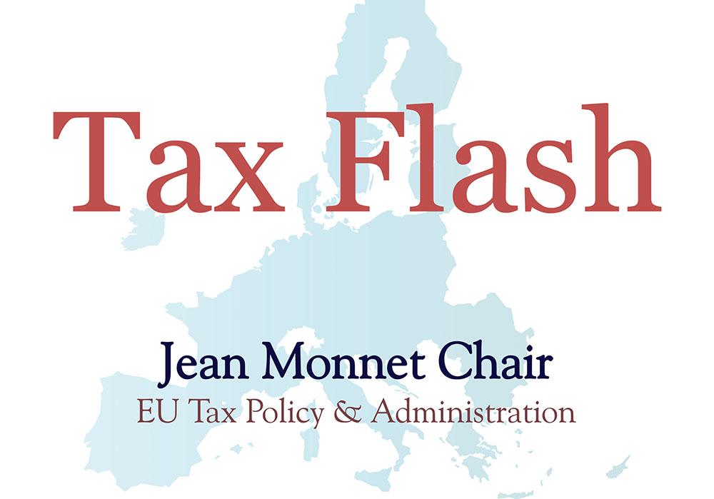 Tax Flash: Δημοσίευση από την Ευρωπαϊκή Επιτροπή σημειώματος για την αποχώρηση του Ηνωμένου Βασιλείου από την Ε.Ε. και τα προτιμησιακά καθεστώτα