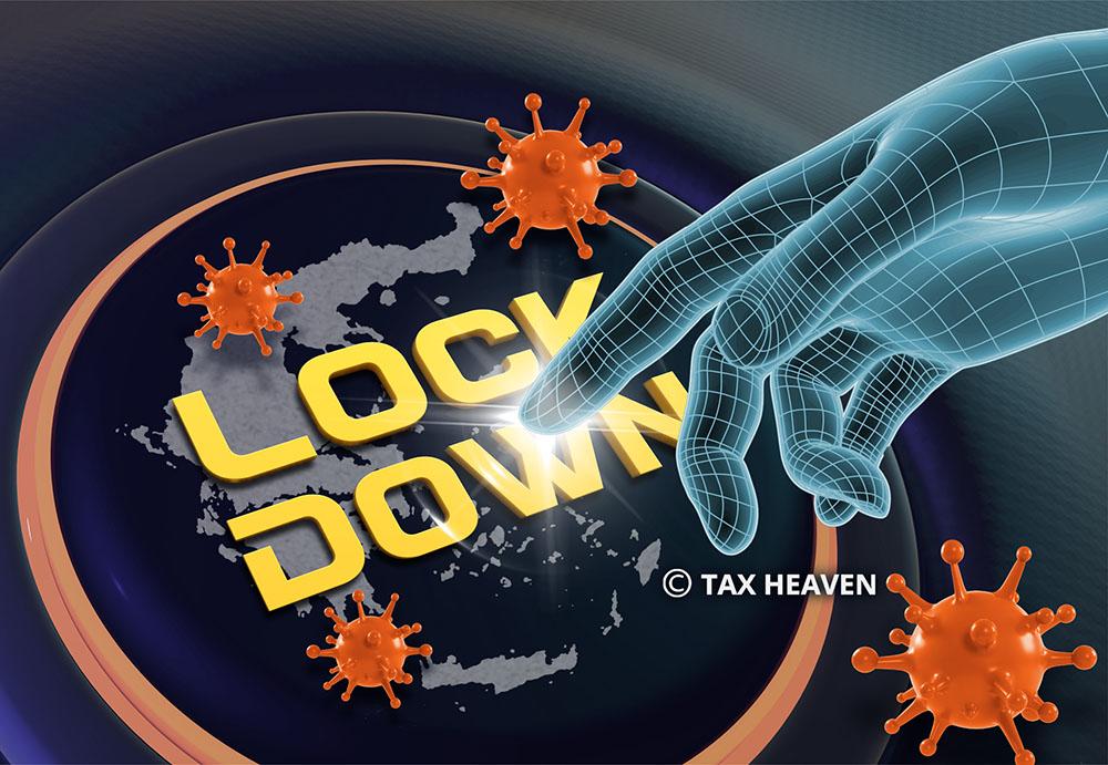 Παράταση του lockdown μέχρι 7 Δεκεμβρίου