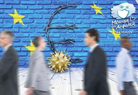 Ελεύθερη κυκλοφορία εντός της ΕΕ: Αύριο Τρίτη η συζήτηση στο Ευρωκοινοβούλιο για το ψηφιακό πράσινο πιστοποιητικό